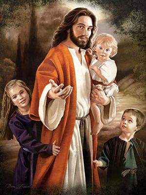 Modlitwy dla dzieci